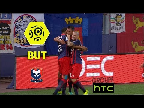 But Julien FERET 64'  SM Caen  SC Bastia 20    201617