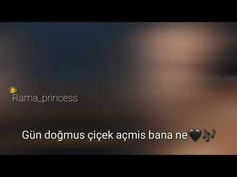 الاغنية التركية التي حصلت على ملايين المشاهدات❤️//~UNUTURUM ALBET😍❤️  بتصميمي😉👌🏻🖤   روعةة☺️💛