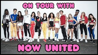 🙌 GIRL TALK MEETS NOW UNITED | On Tour 🔥