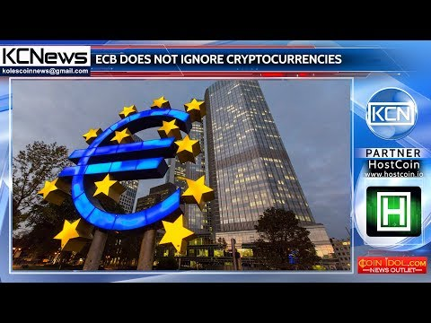 The representative of the European Central Bank about the cryptoworld
