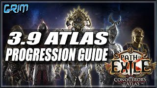 [Path Of Exile 3.9] Everything You need to Know To Complete Your Atlas!