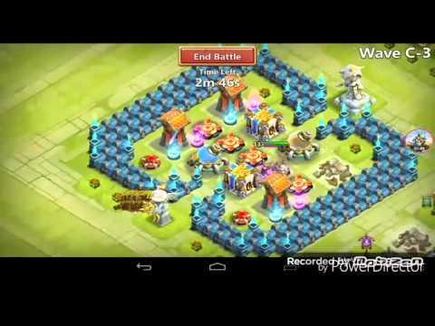 Castle Clash Hbm A,B,C,D (ghoulem Only) MUST WATCH