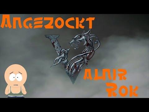 Valnir Rok angezockt |