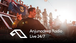 Anjunadeep Radio • Live 24/7 • Best of Deep House, Chill, House, Progressive • Work From Home