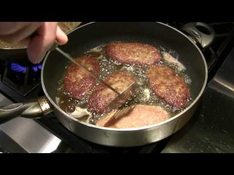 Kotlet | Persian Food | How to cook Persian Meat Patties