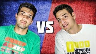 Павел VS Христо: Битка с НАКАЗАНИЯ! (Head Ball)