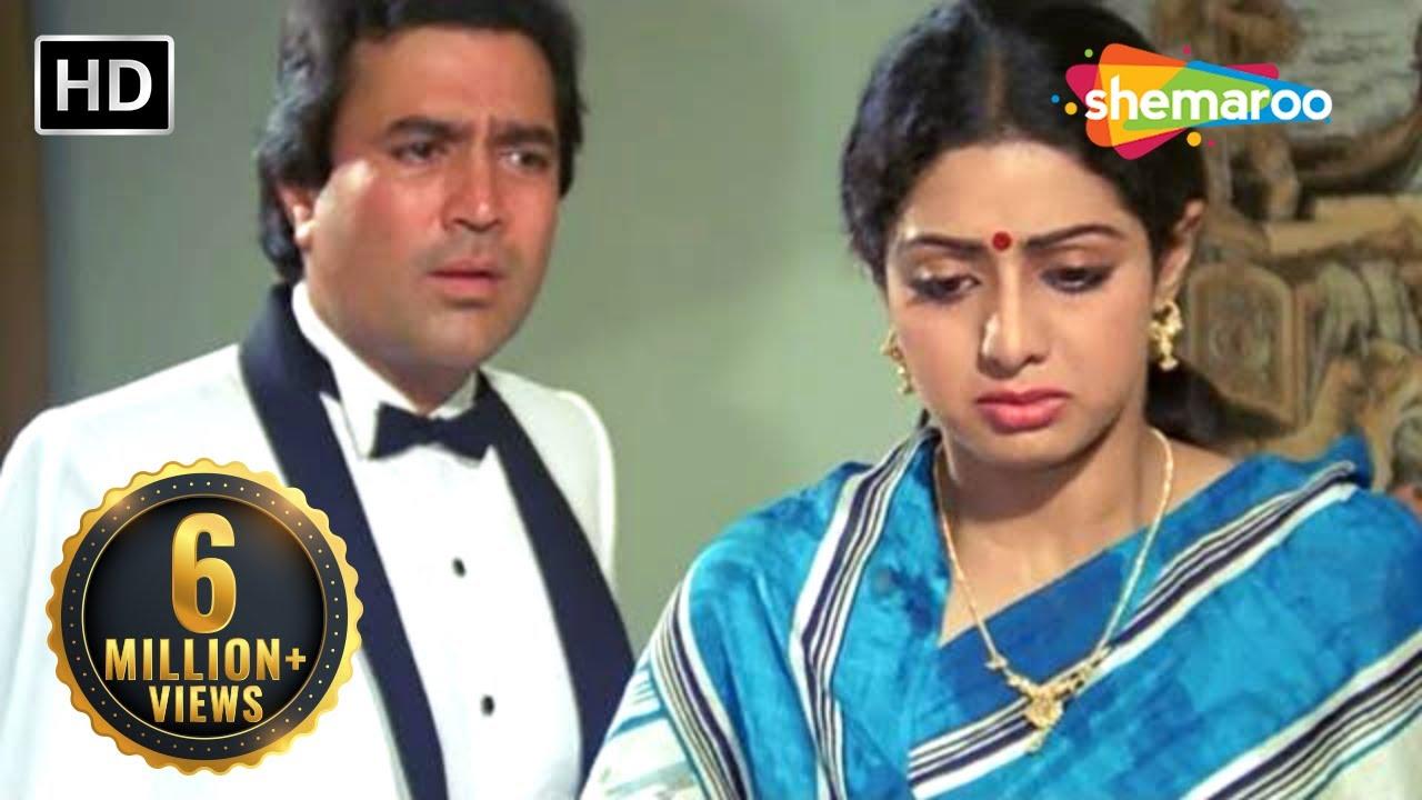 Download Rajesh Khanna और Sridevi की सुपरहिट फिल्म   Nazrana (1986) (HD) - Part 5   Smita Patil
