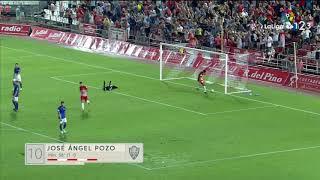 Resumen de UD Almería vs Real Oviedo (1-1)