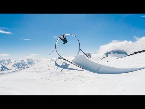 GoPro: Jesper Tjäder`s Loop from Supervention II