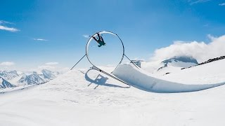 GoPro: Jesper Tjäder`s Loop from Supervention II