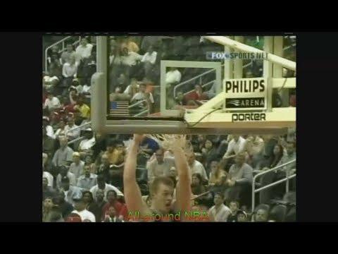 NBA Duels: Jason Collier 19 Points Vs. Jake Tsakalidis 15 Points, 2003-04.