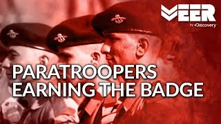 Paratroopers Earning the Badge | Indian Army Motivational | Veer by Discovery