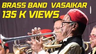 Vasaikar Masala | Brass band Vasaikar | Jai Hind Brass Band & Karas Brass Band | Easter Special