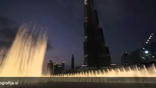 Dubaj januar 2015