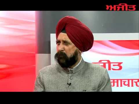 Special Interview: Dr. Ajaib Singh Brar (Vice Chancellor G.N.D.U, Asr) Ajit Web Tv.
