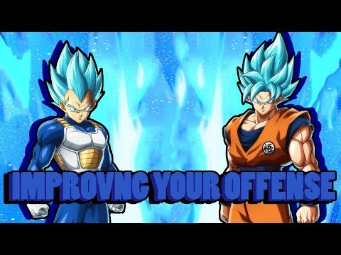 Three Areas to Improve Your Offense In Dragonball FighterZ | Beginners Guide