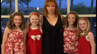 The Cactus Cuties & Reba McEntire wish Lubbock, Texas Happy Birthday
