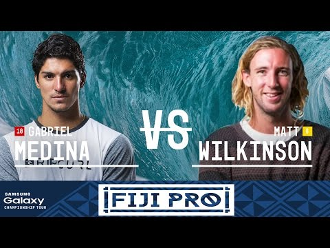 2016 Fiji Pro: Final, Heat 1 Video