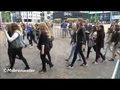 Little Mix Fans @ Heineken Music Hall Amsterdam The Netherlands