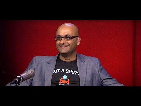 Vivek Mehra of PARQEX | Bootstrapping in America