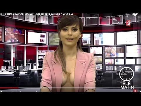 Jt Présentatrice Une Youtube Légèrement Vêtue 20160301 En Albanie ul13TFcKJ5