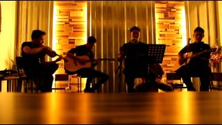 Arcello   Rindu Setengah Mati cover Live At Lacamera
