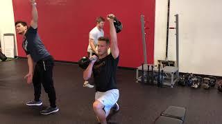 EricCressey.com: Half-kneeling Offset Kettlebell Get-up