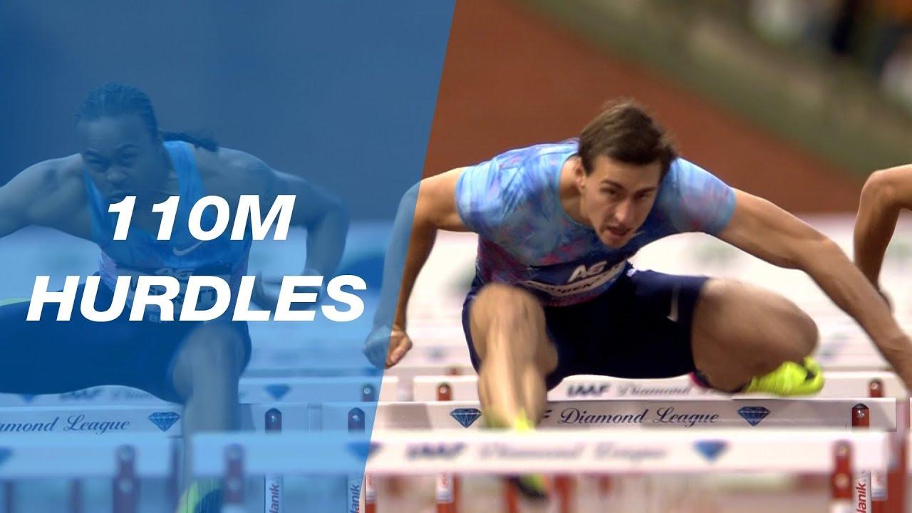 Sergey Shubenkov 13.14 Wins the Men s 110m Hurdles - IAAF Diamond League  Brussels 2017 27c4ccd257ddb
