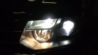 Volkswagen T5 + bi-led koito + HPL Crossfire