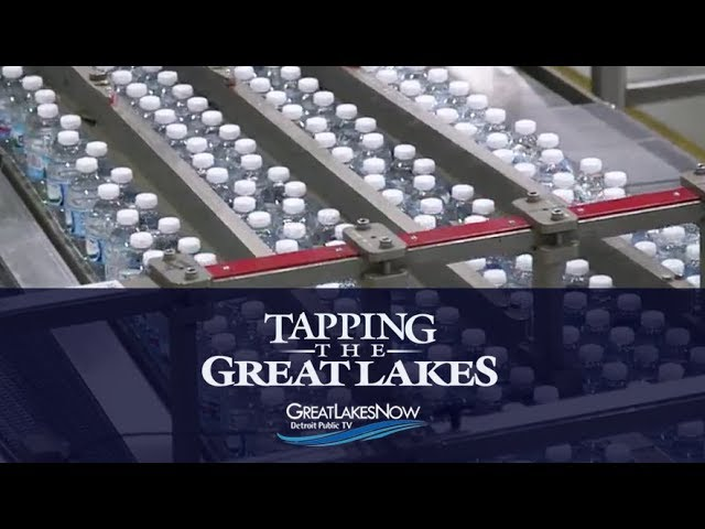 Tapping the Great Lakes | Great Lakes Now