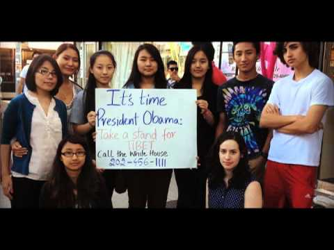 President Obama: Take a Stand for Tibet!