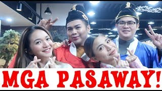 FIRST TIME MagkaKASAMA ABROAD (KOREAN Vlog DAY 2) | Wowie and Ronan