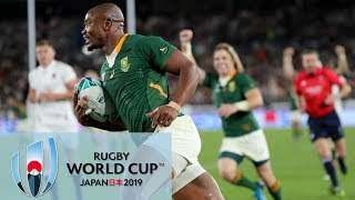 Rugby World Cup 2019: England Vs. South Africa | Extended Highlights | 11/02/19 | Nbc Sports