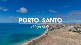 Porto Santo Island | Things to do