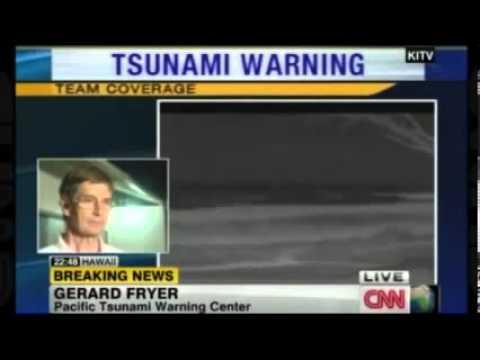 Strong 7 7 magnitude Canada quake prompts tsunami warning  Pacific tsunami warning center