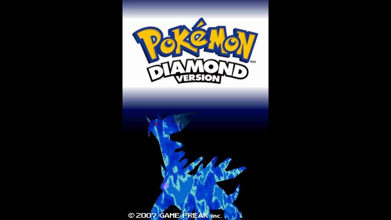 Pokemon Diamond Version (NDS) - Longplay Part 1/2