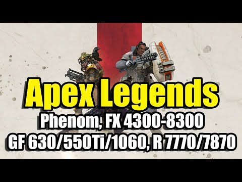 Apex Legends на