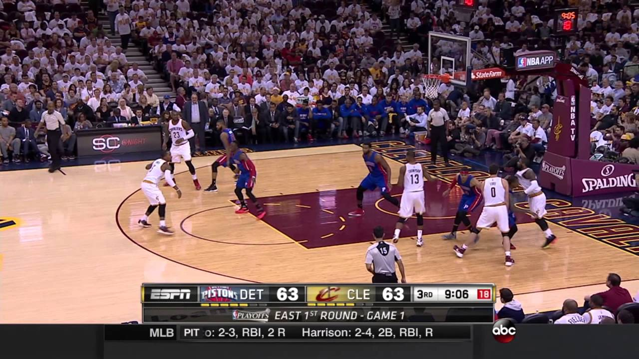 Cleveland vs. Detroit, Game 1 from 04/17/2016 - YouTube
