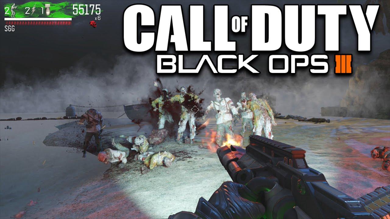 Black Ops 3 Zombies Secret Zombie Map How To Unlock Dead Ops