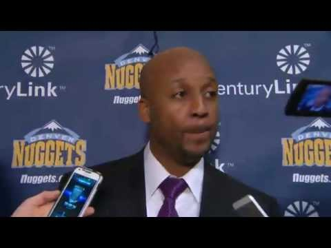 Inside the NBA: Brain Shaw On Andre Miller Role | January 8, 2014 | NBA 2013-14 Season