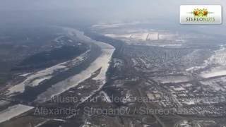 Russia, view from aircraft