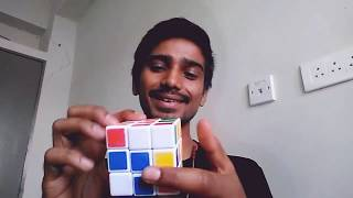 Rubik's cover ;) O saiyaan