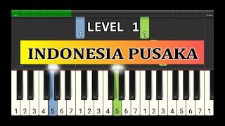 tutorial piano indonesia pusaka