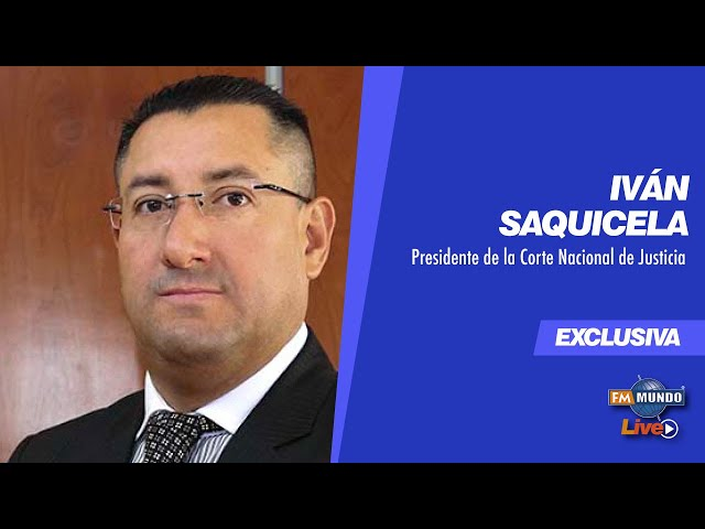 Justicia abierta y modernización de la función judicial, invitado #IvánSaquicela - NotiMundo