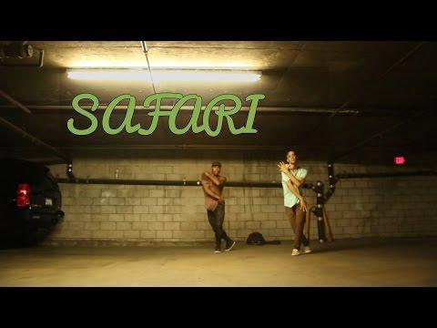 J Balvin ft. BIA, Pharrell Williams, Sky | Safari | Mylow Choreography