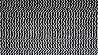 Real Flickering TV Static Distortion - Royalty Free Footage