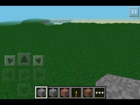 Flat land seed for minecraft pocket edition youtube flat land seed for minecraft pocket edition gumiabroncs Gallery