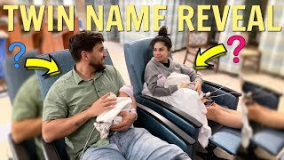 OFFICIAL_TWINS_NAME_REVEAL!!!_(THEIR_NAMES_ARE...)