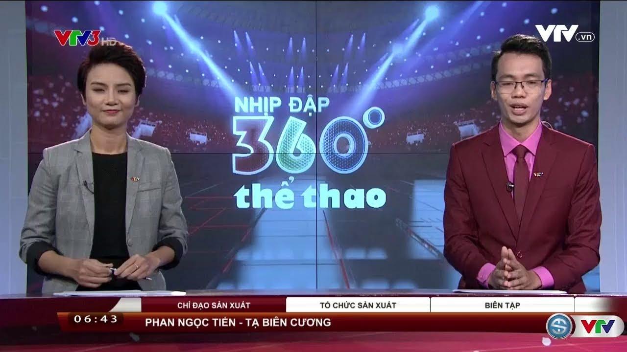 Nhịp đập 360 độ thể thao 14/9 tổng hợp các tin thể thao trong ngày | Tin  Bóng Đá Mới Nhất