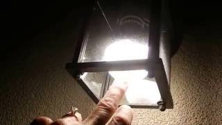 SkyGenius Motion sensor LED Bulb 5W